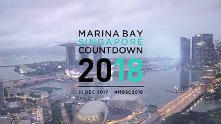 Things to do this Weekend: Countdown to 2018 at Marina Bay with Your LOs!