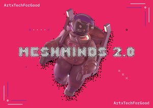 ArtScience In Focus: MeshMinds 2.0 #ArtxTechforGood