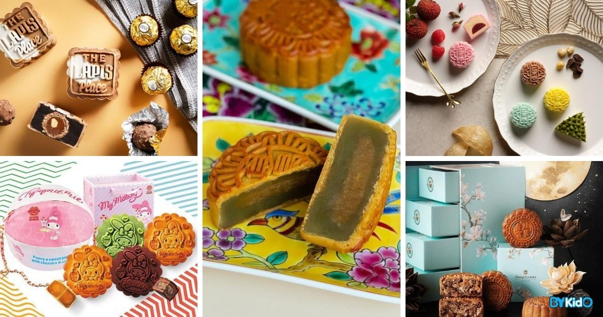 Mid-Autumn Festival 2020: Where to Get Your Mooncakes & Festive Fun