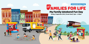 Must Go: My Family Weekend Fun Day by Families for Life