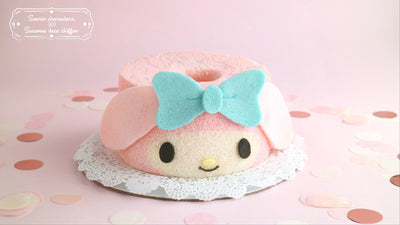 Official Kawaii Sanrio Characters Online Baking Classes and Kits in Singapore!