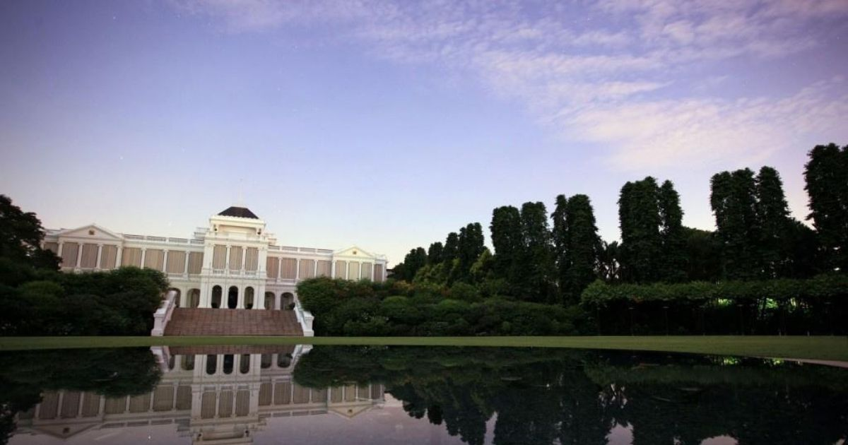 National Day Istana Open House to be Held Virtually on 2 Aug 2020