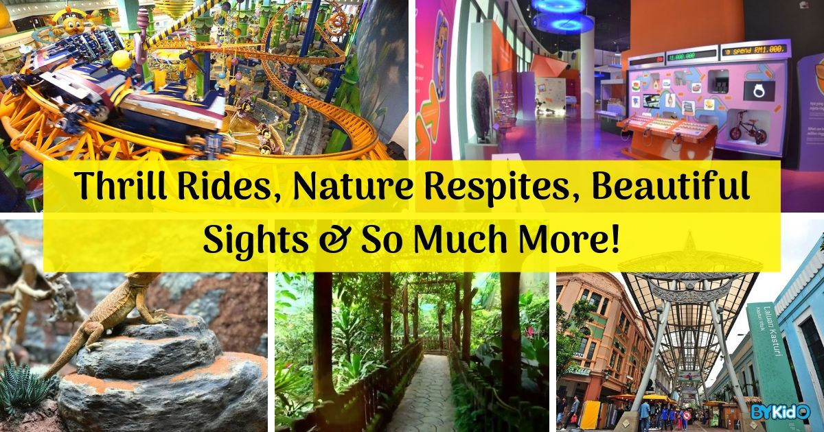 Top 10 Things to do and Places to Visit with Your Family in Kuala Lumpur