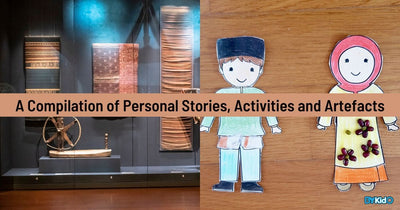 #StayHome with Online Activities at The Asian Civilisations Museum