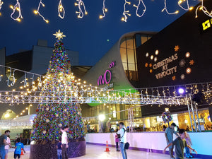 Skate Under The Moonlight with Your Little Ones at VivoCity