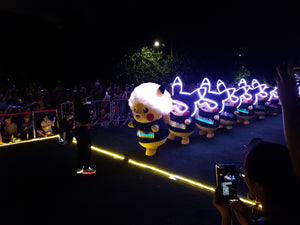 1st Ever Pikachu Night Parade, Instagrammable Light Installations and more @ Sentosa's Island Lights!
