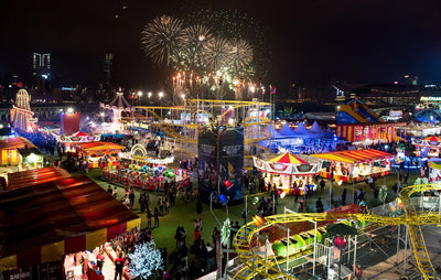 Things to do this Weekend: Head Down to Prudential Marina Bay Carnival with your Little Ones!