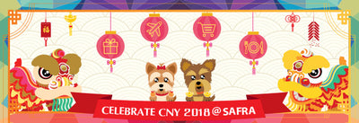 Things to do this Weekend: Celebrate Chinese New Year this Year at SAFRA with Your LOs!