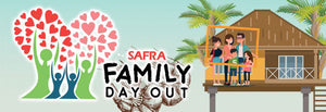 Things to do this Weekend: SAFRA Family Day Out @ ORTO