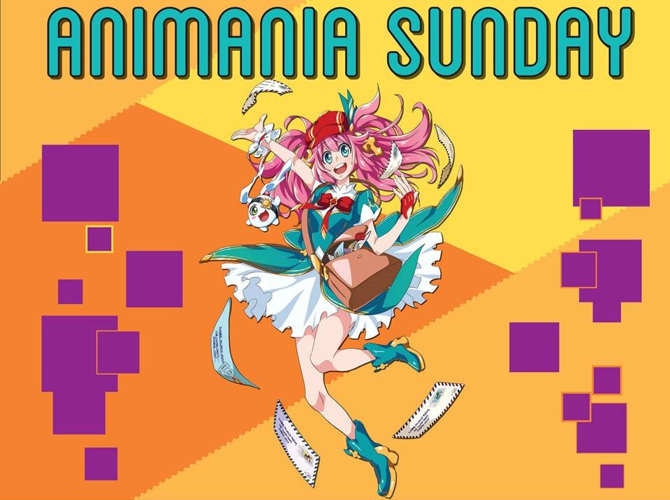 Things to do this Weekend: Transform into An Anime Character with Animania Sunday!