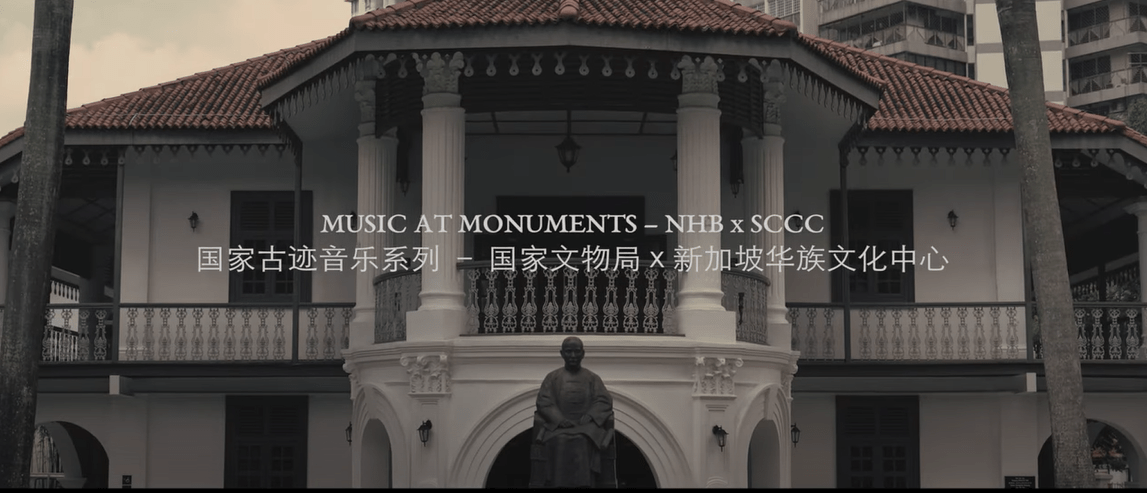 A Series of Music Videos Taken at National Monuments To Give You The Feels