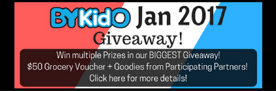 Things to do this Weekend: Win a Busy Tables Prize with #BYKidOGiveawayJan2017
