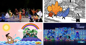 7 Kids-friendly Programs You Should Check Out at the Singapore Night Festival