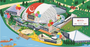 Singapore Sports Hub Celebrates Fifth Anniversary with Virtual Activities