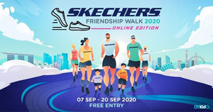 Skechers Friendship Walk 2020 Returns with an Online Edition