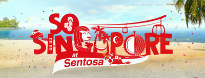 Things to do this Weekend: A So Singapore Experience @ Sentosa