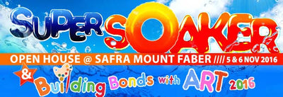 Places to go this Weekend - Super Soaker @ SAFRA Mount Faber