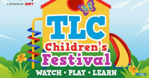TLC Children's Festival by Singapore Repertory Theatre