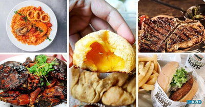 The Best 1-for-1 Food Deals to Celebrate Singapore Food Festival 2020