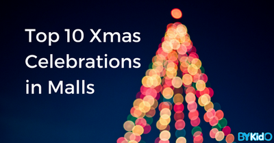Things to do this Weekend: Top 10 Malls to Celebrate Christmas!