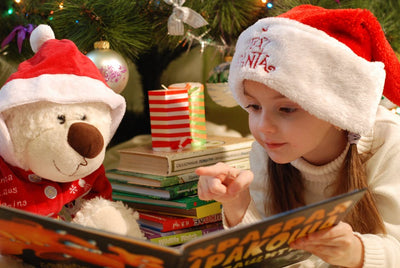 Things to do this Weekend: Top 3 Storytelling Sessions this Xmas Just for your LOs!
