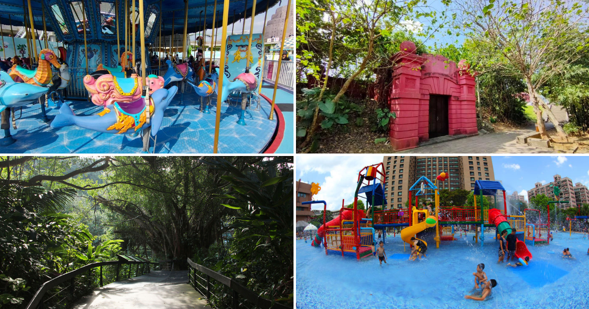 Top 6 Outdoor Activities to Explore with Your Kids in Taipei