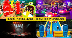 Uncle Ringo Carnivals Around Singapore | Date, Time & Details