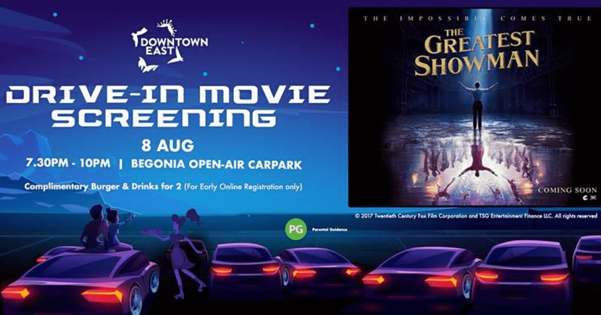"Downtown East to host its first ever ""Old-School"" Style Drive-In Movie Screening"