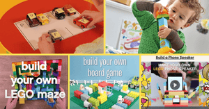 Five Ways You Never Knew You Could Play With Your LEGO Set!