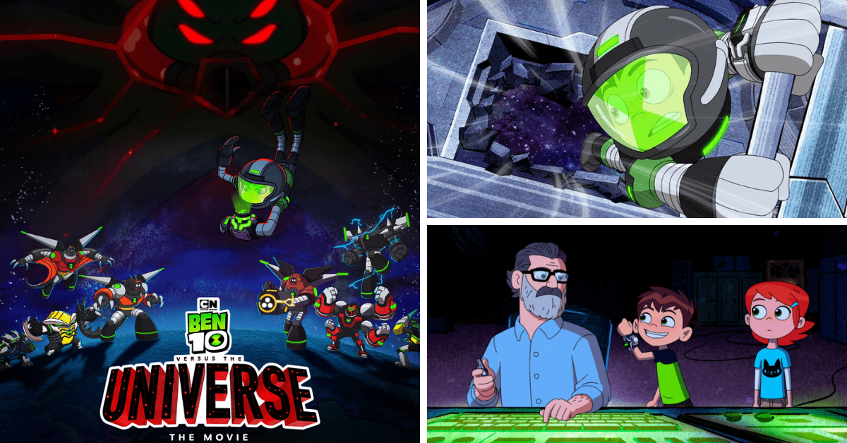 Cartoon Network | 'Ben 10 vs. The Universe: The Movie' Premieres Worldwide on 10 October!