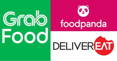 Comparison of Top 3 Food Delivery Services in Malaysia | GrabFood, FoodPanda and DeliverEat