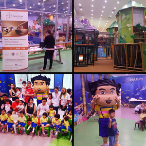 Bring Your Kid Out to Kidz Amaze Toa Payoh with T32 Dental: Post Activity Review