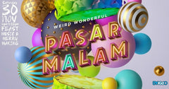 Weird Wonderful Pasar Malam | Open Farm Community