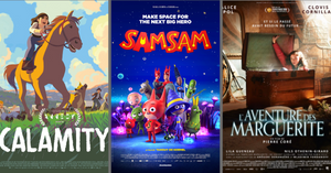 Children's Films at The French Film Festival 2020! Watch at Home or in Theatres!