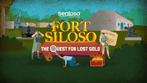 Go On A Family Adventure At Fort Siloso This Dec | Go On A Quest For Lost Gold!