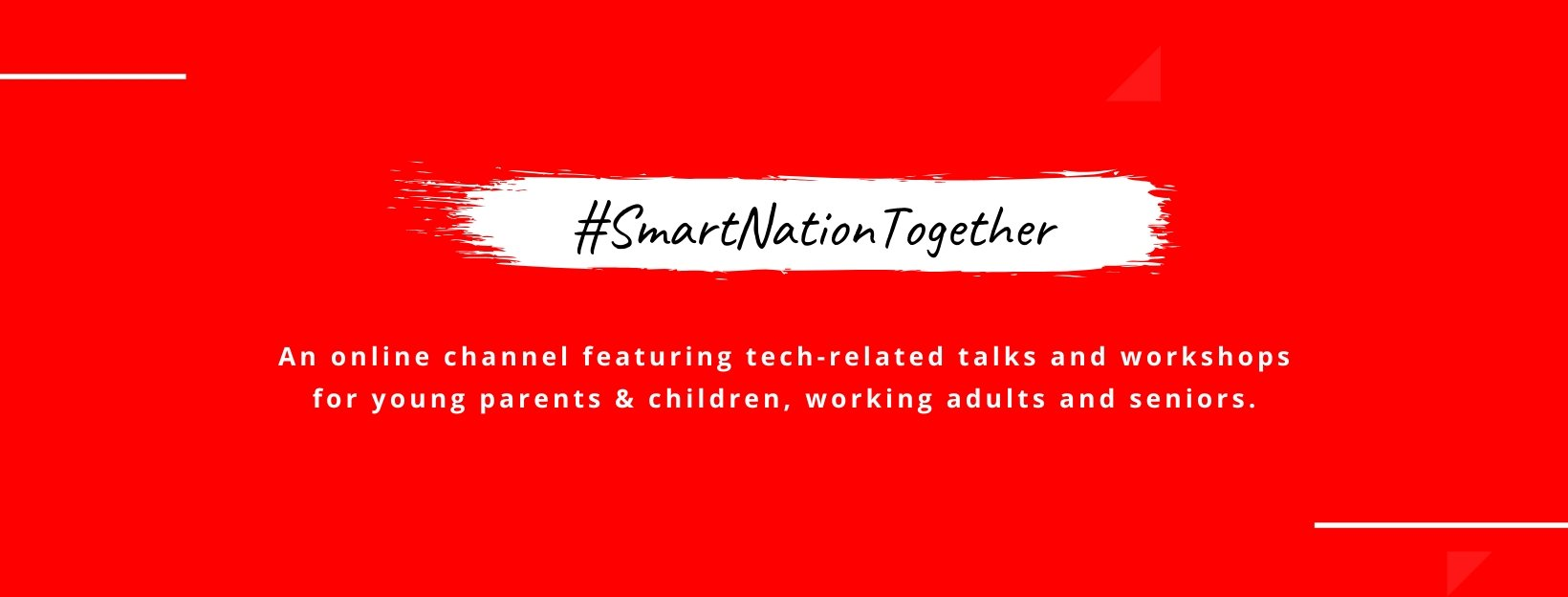 #SmartNationTogether by Smart Nation Singapore | For Parents and Children