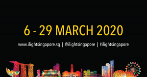 i Light Singapore returns for the eighth year! | Cancelled