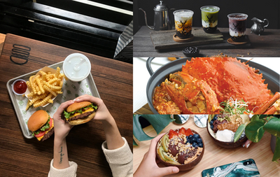 Takeaway Your Favourite F&B brands at Changi and Jewel this CB Period | Free Parking Included Too!