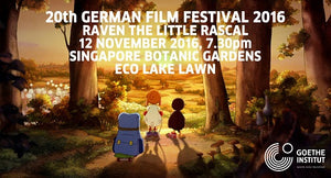 Things to do this weekend - 20th German Film Festival 2016: Raven the Little Rascal