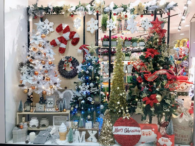 Top 7 Places to Get Decorations this Christmas!