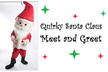 Marina Square Meet & Greet Santa