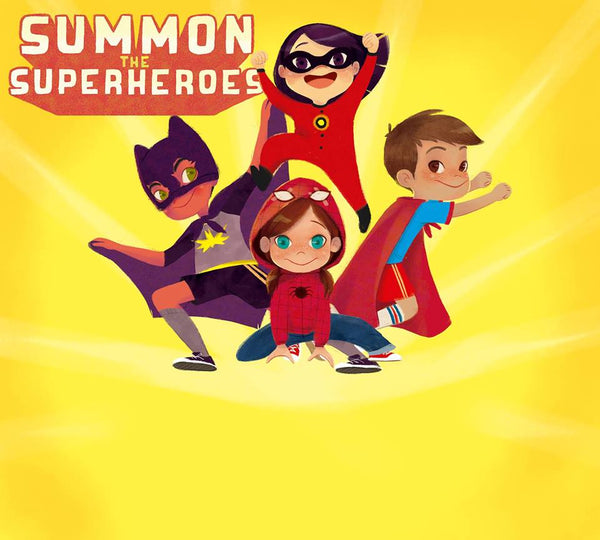 Things to do this Weekend: Summon the Superheroes with Your Little Ones @ Victoria Theatre!
