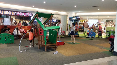 Cit Square Mall Playground  B1