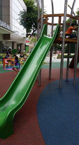 free playground city square mall