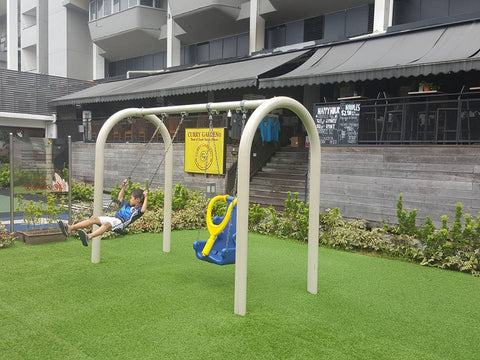 The Grandstand Outdoor Playground