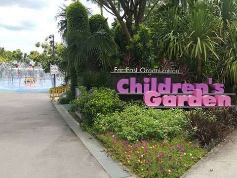 Far East Organisation Children's Garden Gardens by the Bay