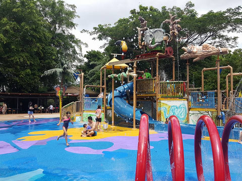 Rainforest KidzWorld @ Singapore Zoo