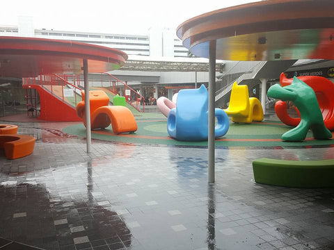 Vivocity Play Court