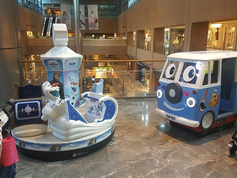 Paragon Shopping Mall Playground