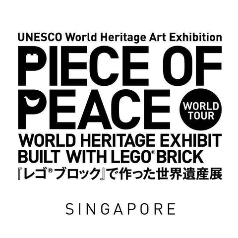 Piece of Peace: World Heritage Exhibition Built with Lego Bricks